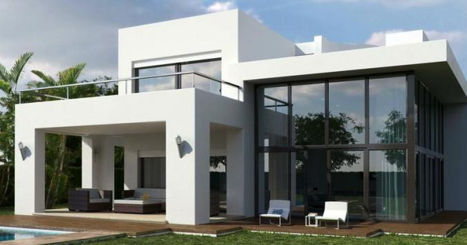 La casa de nuestros sueños es una vivienda unifamiliar