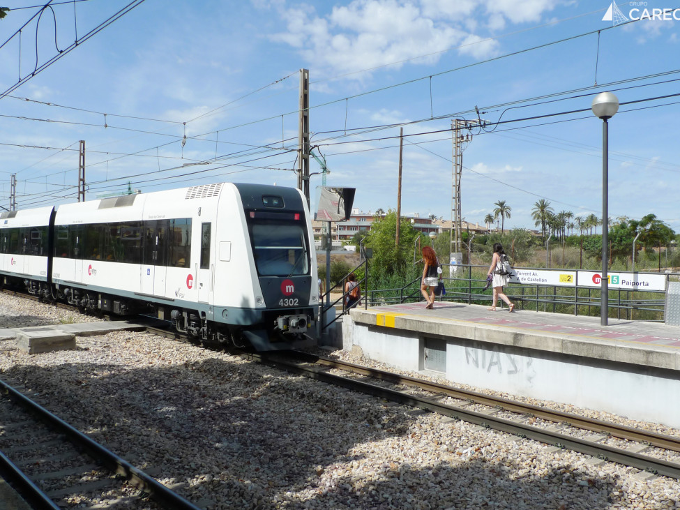 Mejora en las medidas de seguridad en el metro de Picanya