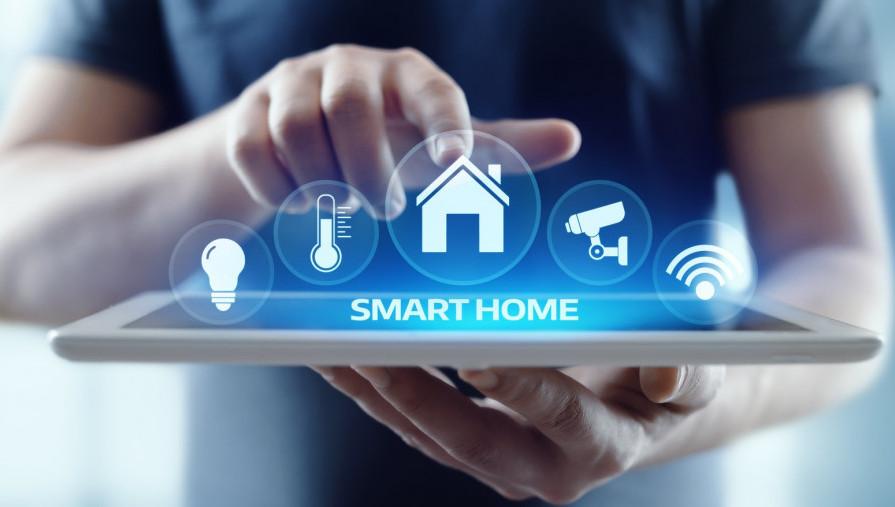 Smart Homes o casas inteligentes