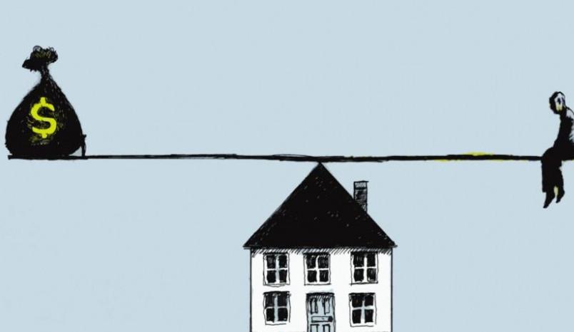 Hipotecas a tipo variable, mas rentables para los consumidores.