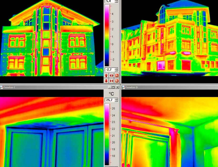 Puentes térmicos y aislamiento de fachadas